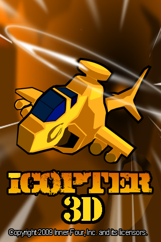 Screenshot iCopter 3D