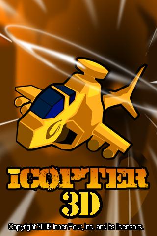Screenshot iCopter 3D