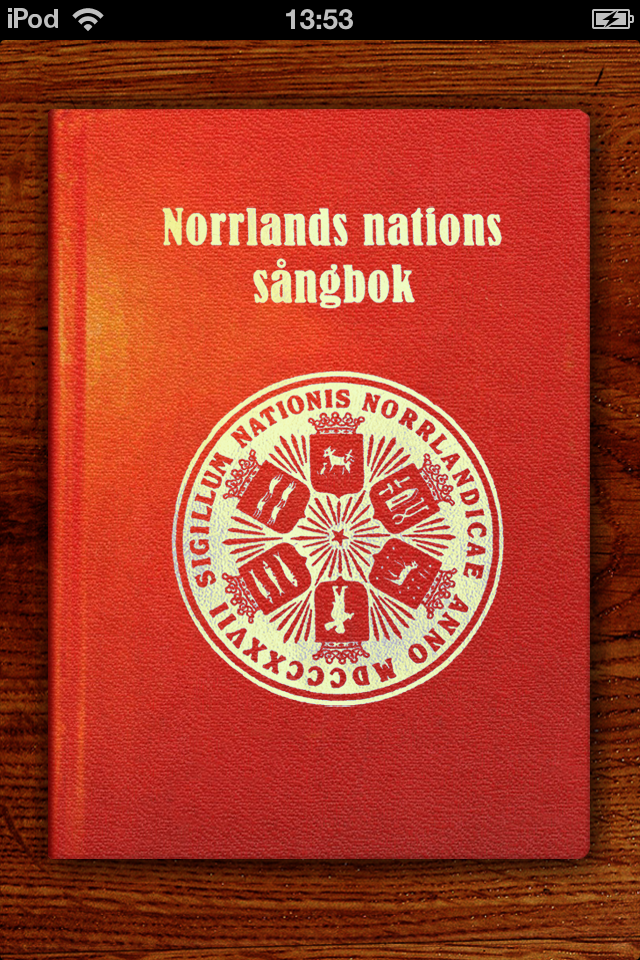 Norrland's Nation's Song Book